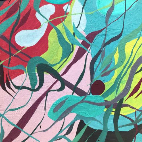 Street Murals by Simon Tran seen at San Leandro, San Leandro - Electrical Box Mural