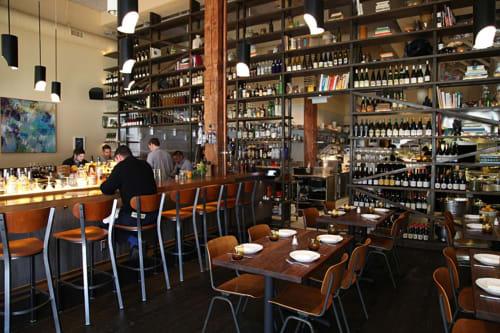 Alta CA, Bars, Interior Design