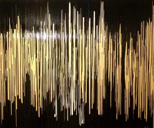 Shadow Sway   Paintings by PrisciFranco   O.S Gallery in Los Angeles