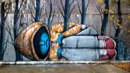 """Julien """"Seth"""" Malland - Murals and Art"""