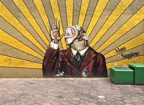 Kyle Barbour - Street Murals and Public Art