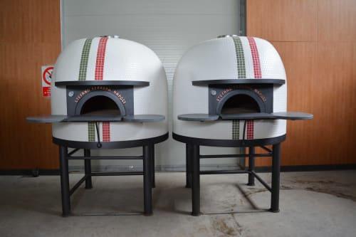 Stefano Ferrara Pizza Oven