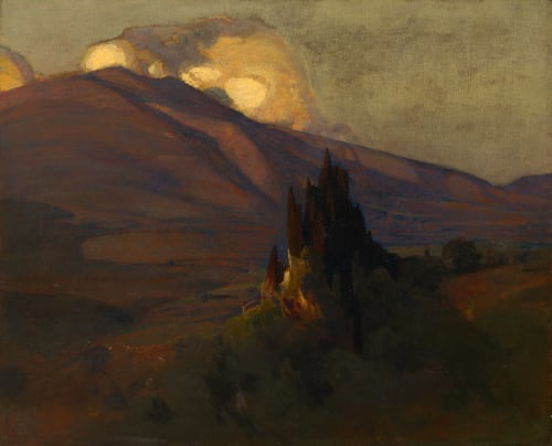 Alfred R. Eberling - Paintings and Art