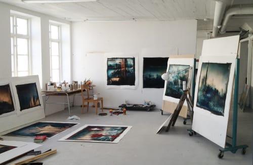 Jacob Felländer - Paintings and Art