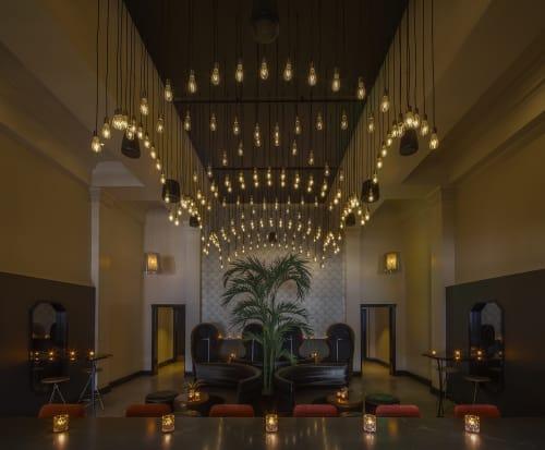 The Miranda, Bars, Interior Design