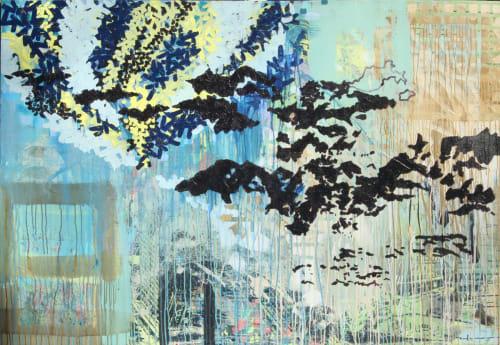 Jenevieve - Murals and Art