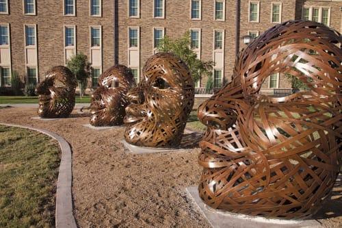 Michael Stutz - Sculptures and Art