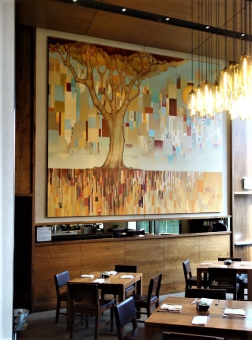 Art & Wall Decor by Reuben Rude seen at Grand Hyatt San Francisco, San Francisco - Ficus