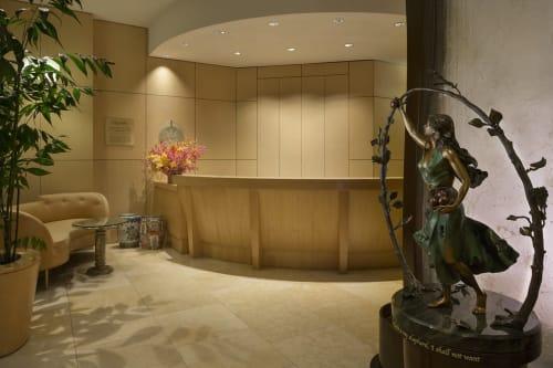The Orchard Garden Hotel, Hotels, Interior Design