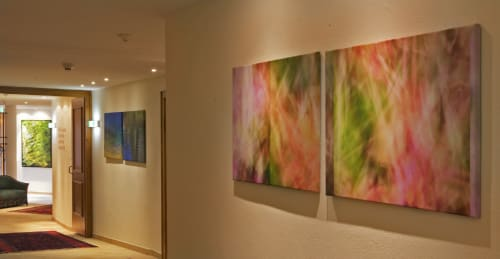 Photography by Rica Belna seen at Schlosshotel Fiss, Fiss - Rica Belna - Art For SPA Hotels