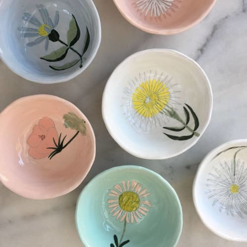 Tableware by Gemma Orkin Handmade Ceramics seen at Private Residence, Cape Town - Ceramic Bowl