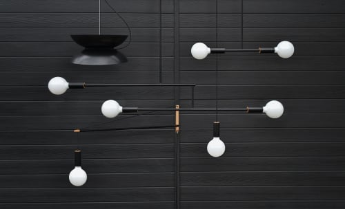 Stuff by Andrew Neyer - Pendants and Sconces