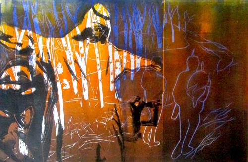 Deirdre Weinberg Artworks - Street Murals and Public Art