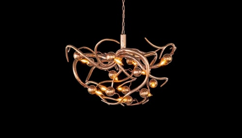 Brand van Egmond - Chandeliers and Lighting