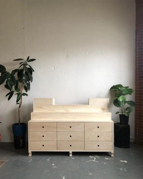 Furniture by Leo Barrios seen at Penny Lane Boutique, San Antonio - Custom Dresser