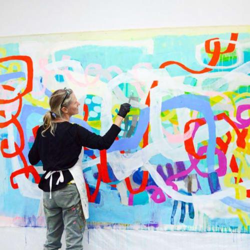 Artist Claire Desjardins Top Wescover Finds