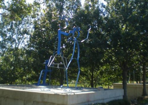 Zad Roumaya - Sculptures and Art