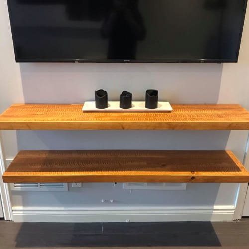 Tables by Caveman Build & Supply Co. seen at Private Residence, Toronto - Bar Height Table
