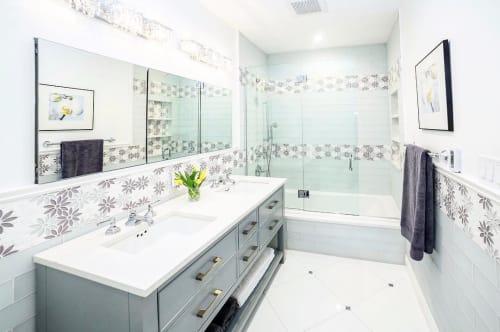 Interior Design by Marie Burgos Design at Private Residence, Brooklyn - Interior Design