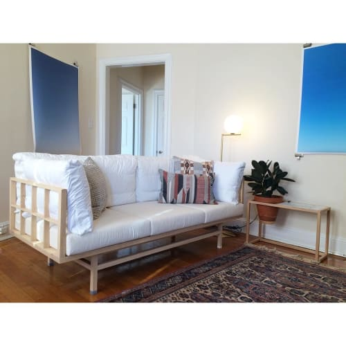 Couches & Sofas by Trey Jones Studio at Private Residence, Washington - Custom Sofa