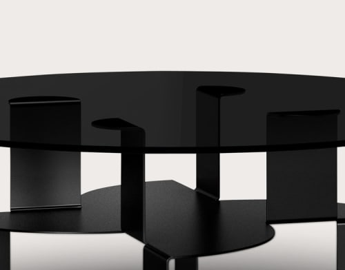 Tables by Luteca Furniture at Private Residence, Los Angeles - Aspa Coffee Table