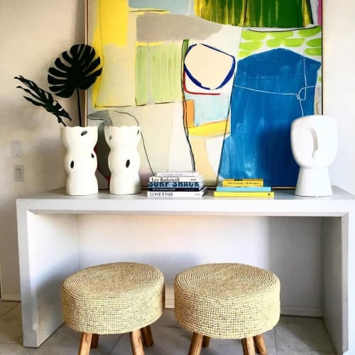 Paintings by Mary Elizabeth Peterson seen at Private Residence, Atlanta - Go Wild