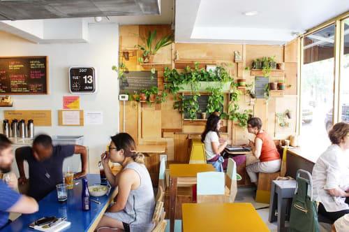 O Cafe, Cafè, Interior Design