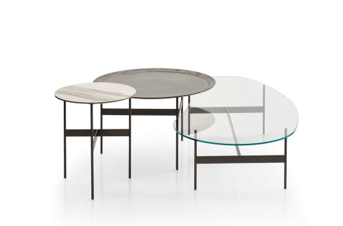 Piero Lissoni - Chairs and Tables