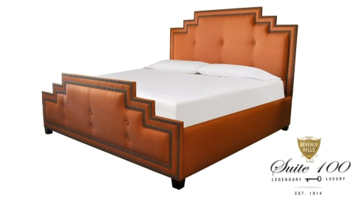 Beds & Accessories by Plush Home by Nina Petronzio seen at Montage Beverly Hills, Beverly Hills - Concorde Bed