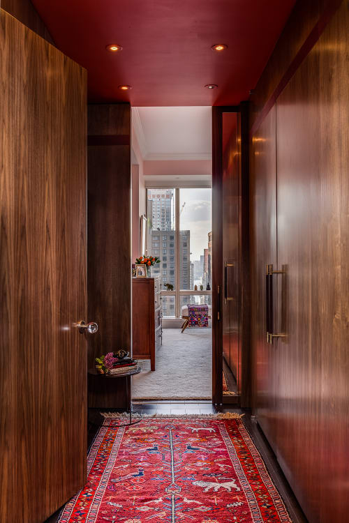 Interior Design by Samantha Gore seen at One Central Park West, New York - Interior Design
