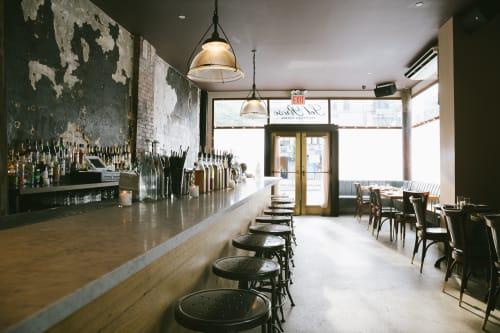Sel Rrose, Cafè, Interior Design
