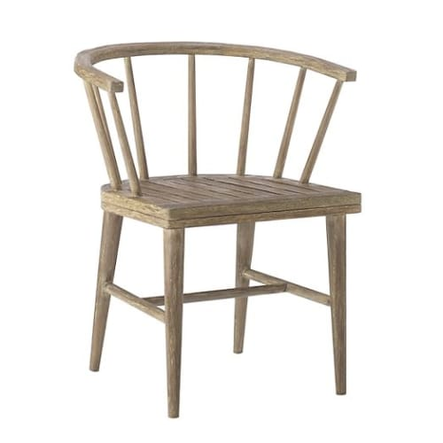 Chairs by West Elm seen at The Joshua Tree House, Joshua Tree - Dexter Outdoor Dining Chair