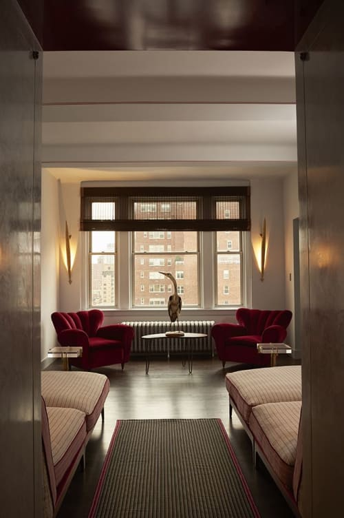 Interior Design by CvH Interiors seen at Private Residence, New York - Luxurious Interior Design