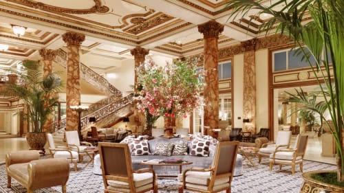 Fairmont San Francisco, Hotels, Interior Design