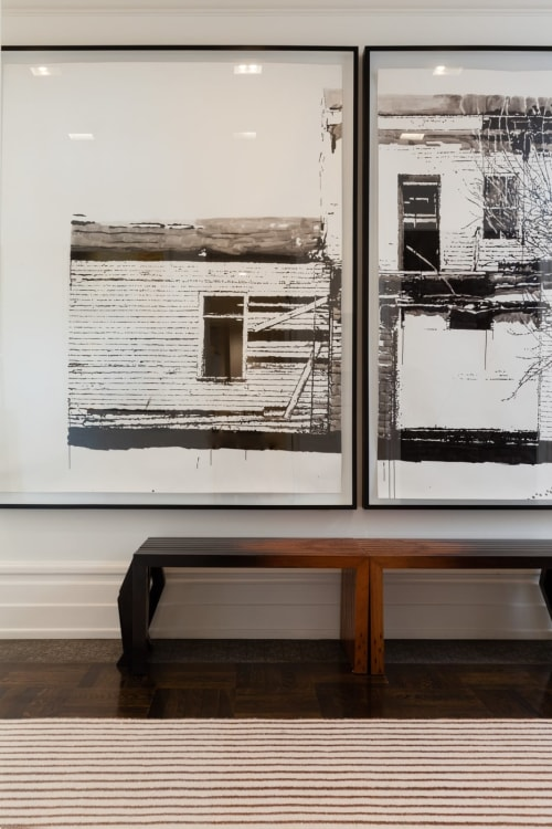Photography by Monica Bonvicini at Williamson Residence, Williamson - Hurricanes and Other Catastrophes
