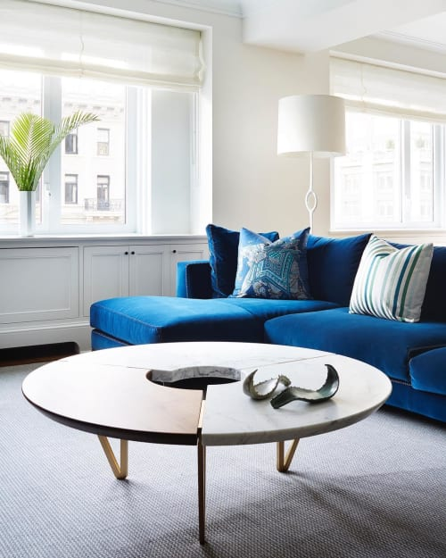 Tables by Hagit Pincovici seen at Private Residence, New York - Coffee Table