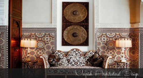 Moorish Architectural Design - Lighting