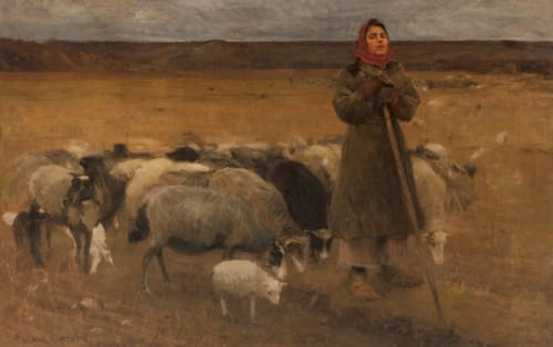 Mikhail Filippovich Ivanov - Paintings and Art