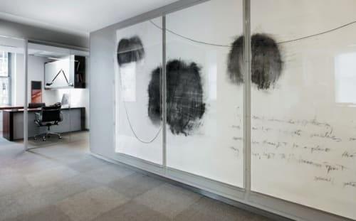Wallpaper by Patricia Schnall Gutierrez at Orrick, Herrington & Sutcliffe, LLP, New York - Wall Art