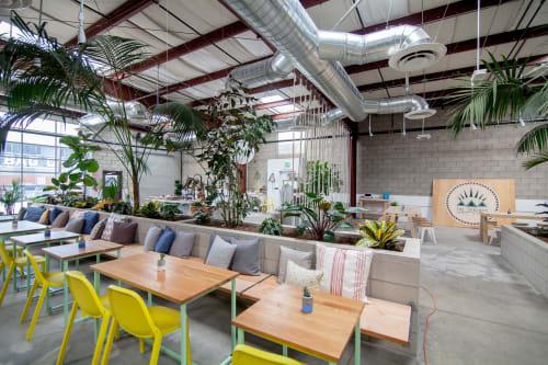 The Springs, Bars, Interior Design