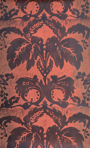 Wallpaper by Paper Mills, Inc. seen at Rooms Hotel Tbilisi, Tbilisi - Olivia