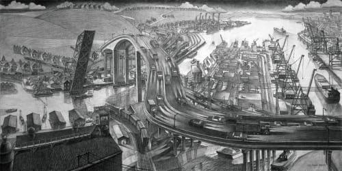Douglas Cooper - Murals and Art