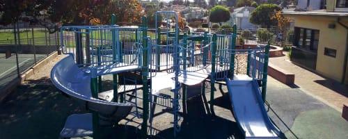 Junipero Serra Playground