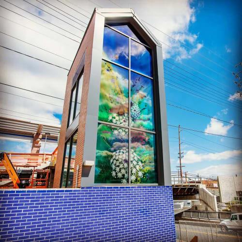 Art & Wall Decor by Cara Enteles Studio seen at Creator's Studio, New York - Monarch Butterflies