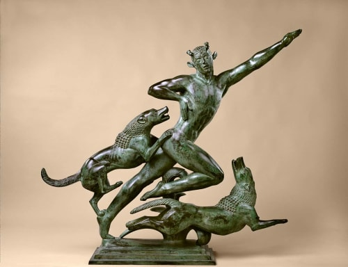 Paul Manship - Sculptures and Art