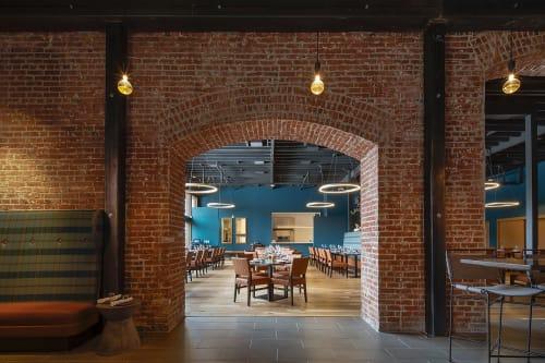 Vina Enoteca, Restaurants, Interior Design