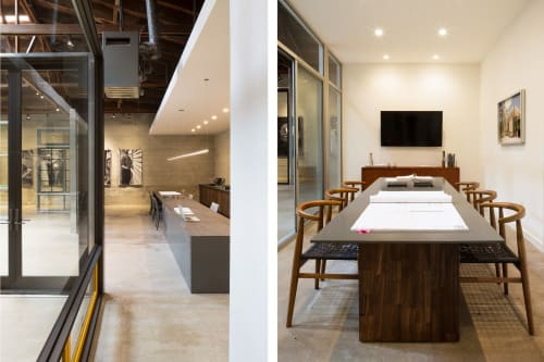 Blomberg Window Systems Showroom, Other, Interior Design