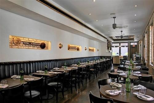 Saint Leo, Restaurants, Interior Design
