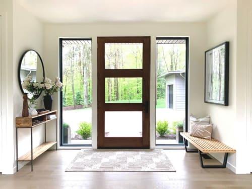 Simply Modern Living, Homes, Interior Design