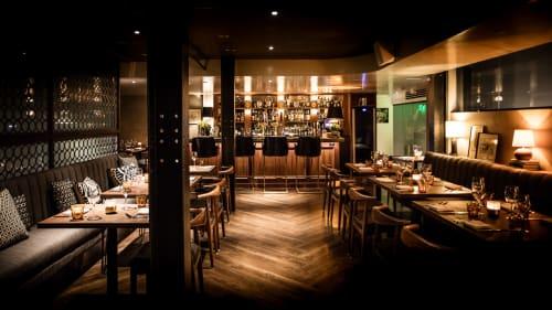 Rambler, Restaurants, Interior Design